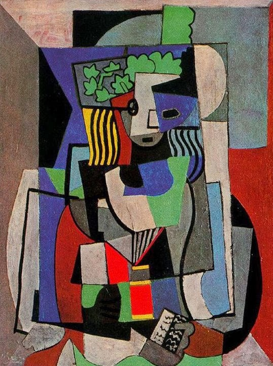 cubism and pablo picasso Overview: students will learn about cubism, viewing examples by pablo picasso, georges braque, and fernand léger students will then create their own cubist collages.